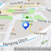 Map The Triangle Manchester, United Kingdom