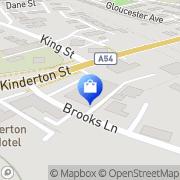 Map The Original Factory Shop Middlewich, United Kingdom