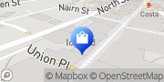 Map New Look Leven, United Kingdom