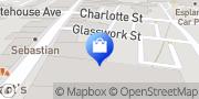 Map B&M Store Fife, United Kingdom