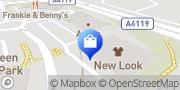 Map New Look Pont-y-clun, United Kingdom