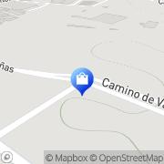 Map Báculos S.A. Arganda del Rey, Spain