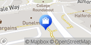 Map B&M Store with Garden Centre West Lothian, United Kingdom
