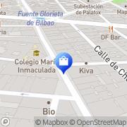 Map Le Salón d'Apodaca Madrid, Spain
