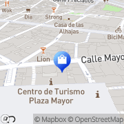 Map Comptoir des Cotonniers Madrid, Spain