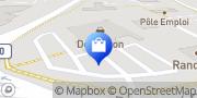 Carte de Decathlon Concarneau Concarneau, France