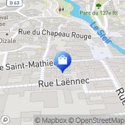 Carte de Hanae Quimper, France