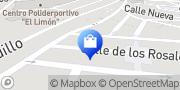 Map F&S Electrónica Alhaurín de la Torre, Spain