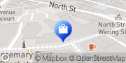 Map B&M Store County of Antrim, United Kingdom