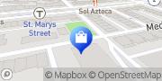 Map RF Locks Brookline, United States