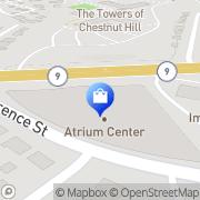 Map Williams-Sonoma Chestnut Hill, United States