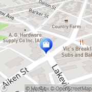 Map Lowell Jewelry & Loan Lowell, United States