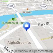 Map Tee Shirt Bodega Nashua, United States