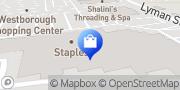 Map HomeGoods Westborough, United States
