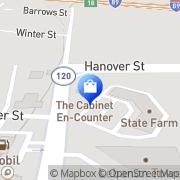 Map Cabinet En-Counter, Inc. Lebanon, United States