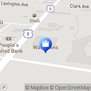 Map Walgreens Brattleboro, United States
