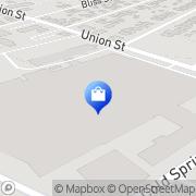 Map B & S Amusement Vending Company West Springfield, United States