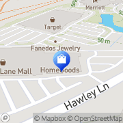 Map HomeGoods Trumbull, United States