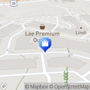 Map Champion Outlets Lee, United States