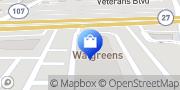 Map Walgreens Massapequa, United States