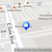Map HomeGoods Westbury, United States