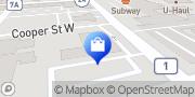 Map Walgreens Hempstead, United States