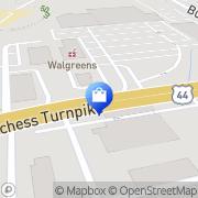 Map Walgreens Poughkeepsie, United States