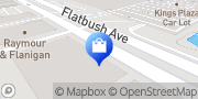 Map Raymour & Flanigan Furniture and Mattress Store Brooklyn, United States