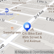 Map The Shop at Equinox New York, United States