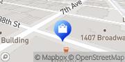 Map Duane Reade New York, United States