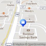 Map Target Kingston, United States