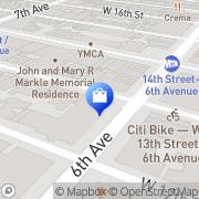 Map Lutz & Patmos New York, United States