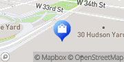 Map Cartier Hudson Yards New York, United States