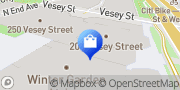 Map Burberry New York, United States