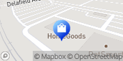 Map HomeGoods Lyndhurst, United States