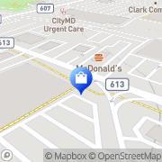 Map Target Clark, United States