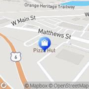 Map Grey's Woodworks Goshen, United States