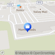 Map HomeGoods Gillette, United States