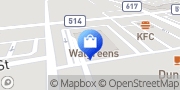 Map Walgreens Somerset, United States