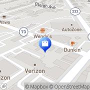 Map Gallelli Formal Wear Philadelphia, United States