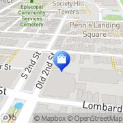 Map Society Hill Dance Academy Philadelphia, United States