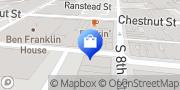 Map Max Weiner Fine Jewelers Philadelphia, United States