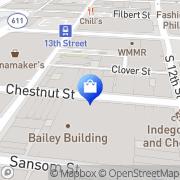 Map Mattress Firm Philadelphia Downtown - Closed Philadelphia, United States