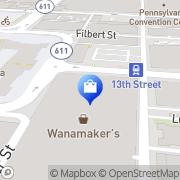 Map STORY at Macy's Philadelphia, United States