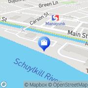 Map Monica Psychic On Main St Philadelphia, United States