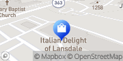 Map AT&T Store Lansdale, United States