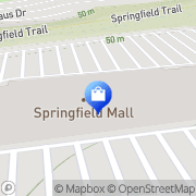 Map Justice Springfield, United States
