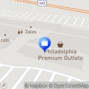 Map AT&T Store Pottstown, United States