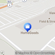 Map HomeGoods Scranton, United States