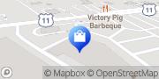 Map Verizon Authorized Retailer, TCC Wyoming, United States